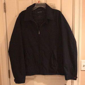 EUC men's lightweight Nautica jacket, size L